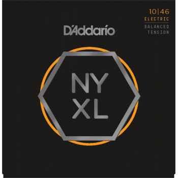 D´addario NYXL1046BT Electric Balanced Tension cuerdas para guitarra eléctrica